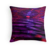 Healing Waters Throw Pillow