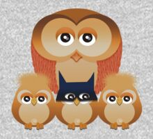 THE OWL FAMILY Kids Clothes