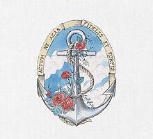 Anchor by Julia Coalrye