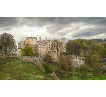 Wolfsberg Castle Photographic Print
