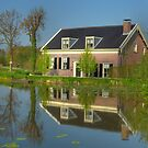 Arendshoeve, Maasland, Holland by Hans Kool