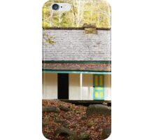 Alfred Reagan Place iPhone Case/Skin