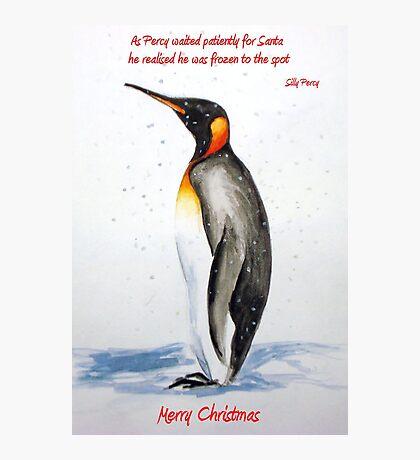 Percy Photographic Print