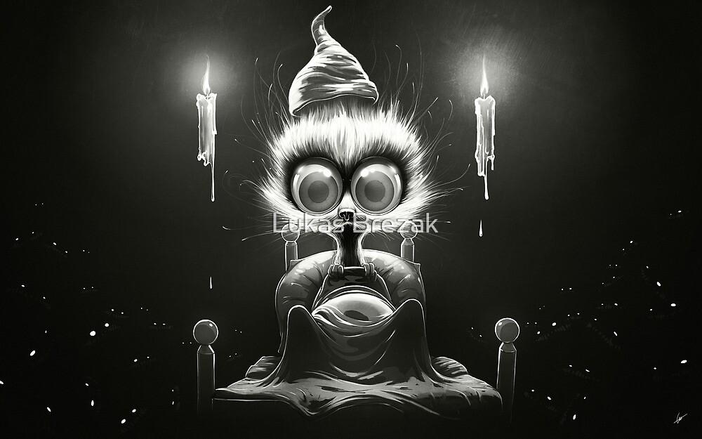Hu! by Lukas Brezak