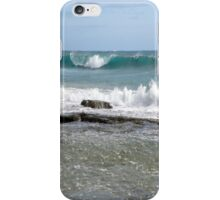 Curly one iPhone Case/Skin