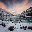 Mount Cook by Rodel Joselito B.  Manabat