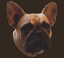Bulldog t-shirt by hummingbirds
