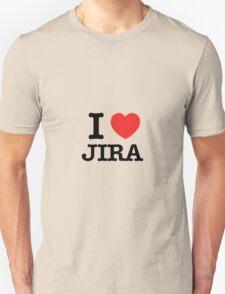 I Love JIRA T-Shirt