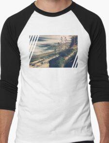 Outworld Landmark Men's Baseball ¾ T-Shirt