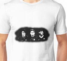 Neymar, Suarez, Messi at Barcelona: best of football (B) Unisex T-Shirt
