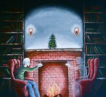 I'll Be Home for Christmas by Hannah Aradia