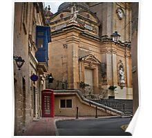 Zurrieq Parish Malta Poster