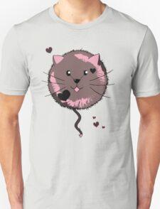 Kawaii Cat Ball Unisex T-Shirt