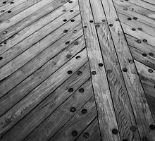 Planks & Pegs by Ron Hannah