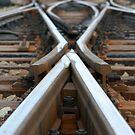 Crossed rails by wildrain