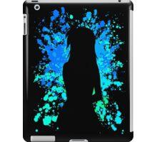 fairy tail lucy heartfilia paint splatter anime manga shirt iPad Case/Skin