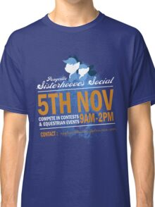 Sisterhooves Social Classic T-Shirt