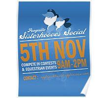 Sisterhooves Social Poster