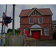 chathill post office/ 2011 Photographic Print