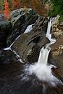 An Overview - Bolton Potholes, Joiner Brook by Stephen Beattie