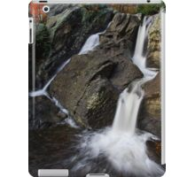 An Overview - Bolton Potholes, Joiner Brook iPad Case/Skin