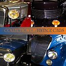 COLLECTION OF VINTAGE CARS by Irina777