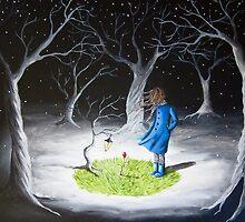 Wishing Winter Away by Hannah Aradia