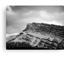 Evolution Mountain Canvas Print