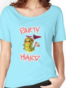 Party Hard  Women's Relaxed Fit T-Shirt