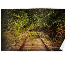 Ghost Rails Poster