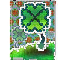 Four Leaf Clover iPad Case/Skin