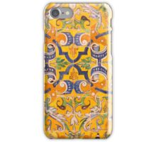 Alcazar Tiles iPhone Case/Skin