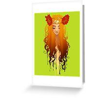 Ozma from Oz Greeting Card