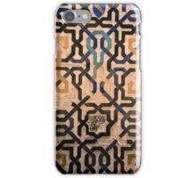 Alhambra Tile Work iPhone Case/Skin