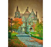 Wicked Fairy Castle Photographic Print