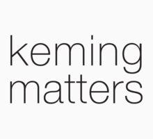 Keming matters by Akkurat