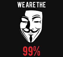 We are the 99% Unisex T-Shirt