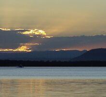 Bribie Island Sunset - a bit later by STHogan
