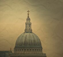 St Paul's Cathedral by Jenn Louise