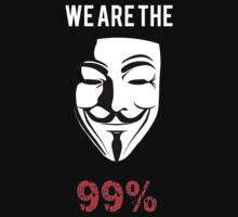 We are the 99% by drewblack9