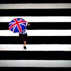 England - Sao Paulo by Carlos Rodriguez