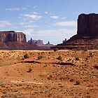 Monument Valley by JustLikeKat