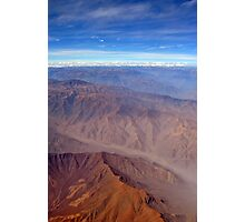 Andes 2 Photographic Print