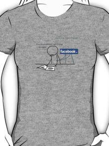 Facebook T-Shirt