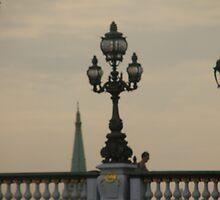 Paris by tunna
