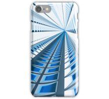 Blue Matrix iPhone Case/Skin