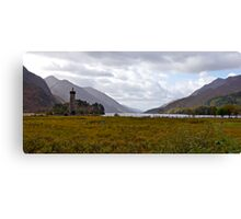 Loch Shiel, Scotland Canvas Print
