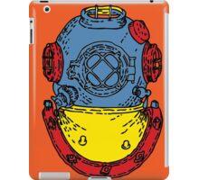 Aqualung iPad Case/Skin