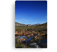 Serra do Cipó Canvas Print