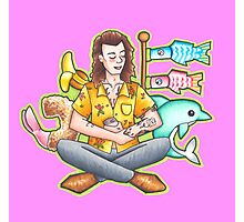 Emoji Harry Photographic Print